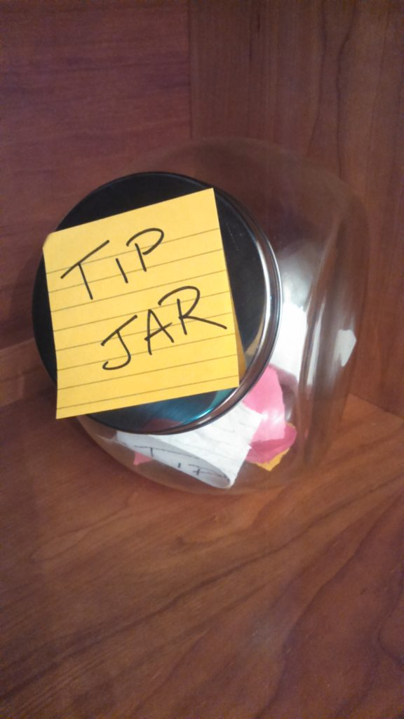 Tip Jar A Fun Way To Motivate Your Team